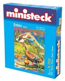 Ministeck - Canards – 9750pcs - Pierres de mosaïque