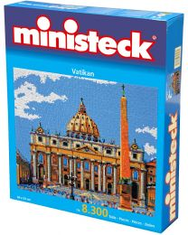 Ministeck - Vatican – 8300pcs - Pierres de mosaïque
