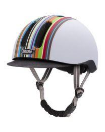 Nutcase - Metroride - Technicolor - Casque de vélo (55-59cm)