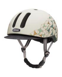 Nutcase - Metroride - Geo Net - Casque de vélo (59-62cm)
