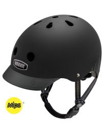 Nutcase - Street Blackish Wavelength - MIPS - S - Casque de vélo (52-56cm)