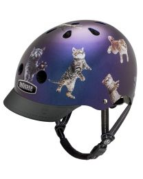 Nutcase - Street Space Cats - M - Casque de vélo (56-60cm)