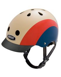 Nutcase - Street Throwback - S - Casque de vélo (52 - 56 cm)