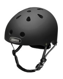 Nutcase - Street Blackish - S - Casque de vélo (52-56cm)