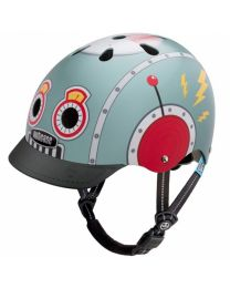 Nutcase - Little Nutty - Tin Robot - Casque pour enfants (48-52cm)