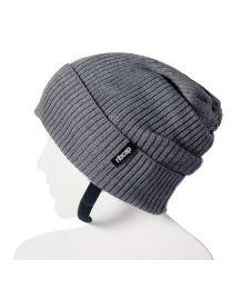 Ribcap - Ribcap Lenny Grey Small - 55-55cm