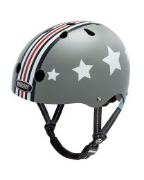 Nutcase - Little Nutty - Silver Fly - Casque pour enfants (48-52cm)