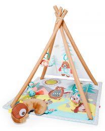 Skip Hop - Camping Cubs Activity Gym avec tapis de bébé