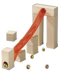 Haba - Tuyau Flexible - Extension de circuit de billes