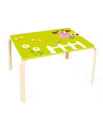 Scratch - Table pour enfants Vache