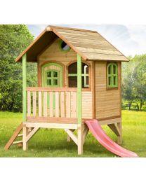 Axi - Maisonnette en bois pour enfants Tom