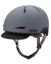 Nutcase Tracer Ombre grise - S/M - Casque de vélo (52-56 cm)