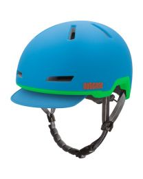 Nutcase - Tracer Glacier Bleu Mat - S/M - Casque de vélo (52-56 cm)