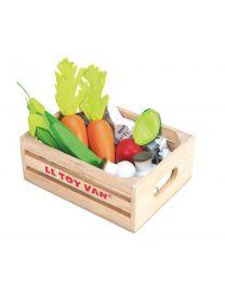 Le Toy Van - Récolte de Légumes - Pour cuisine pour enfants