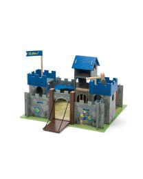 Le Toy Van - Château Excalibur - Ensemble de jeu en bois