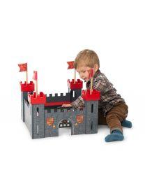 Le Toy Van - Mon Premier Château - Ensemble de jeu en bois