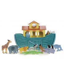 Le Toy Van - La Grand Arche - Ensemble de jeu en bois