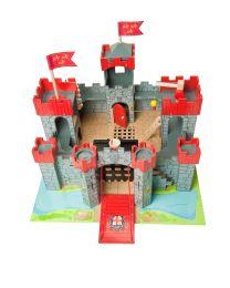 Le Toy Van - Château Cœur de Lion - Ensemble de jeu en bois