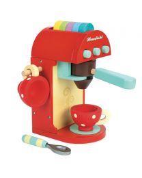 Le Toy Van - Machine à Café - Bois