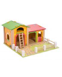 Le Toy Van - La Petite Ferme - Ensemble de jeu en bois