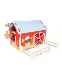 Le Toy Van - Grange Rouge - Ensemble de jeu