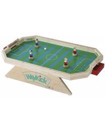 Weykick - Jeu de football rectangulaire en bois - Modèle 7500G