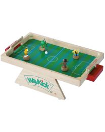 Weykick - Jeu de football rectangulaire en bois - Piccolo 7200J