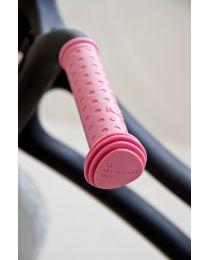 Wishbone Bike - Poignées de guidon pour vélo d'équilibre - Rose