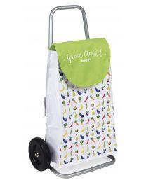 Janod - Chariot de course Green market