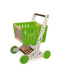 Janod - Chariot de courses Green market