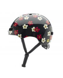 Nutcase - Street Fun Flor-All Gloss MIPS - S - Casque vélo (52 - 56 cm)